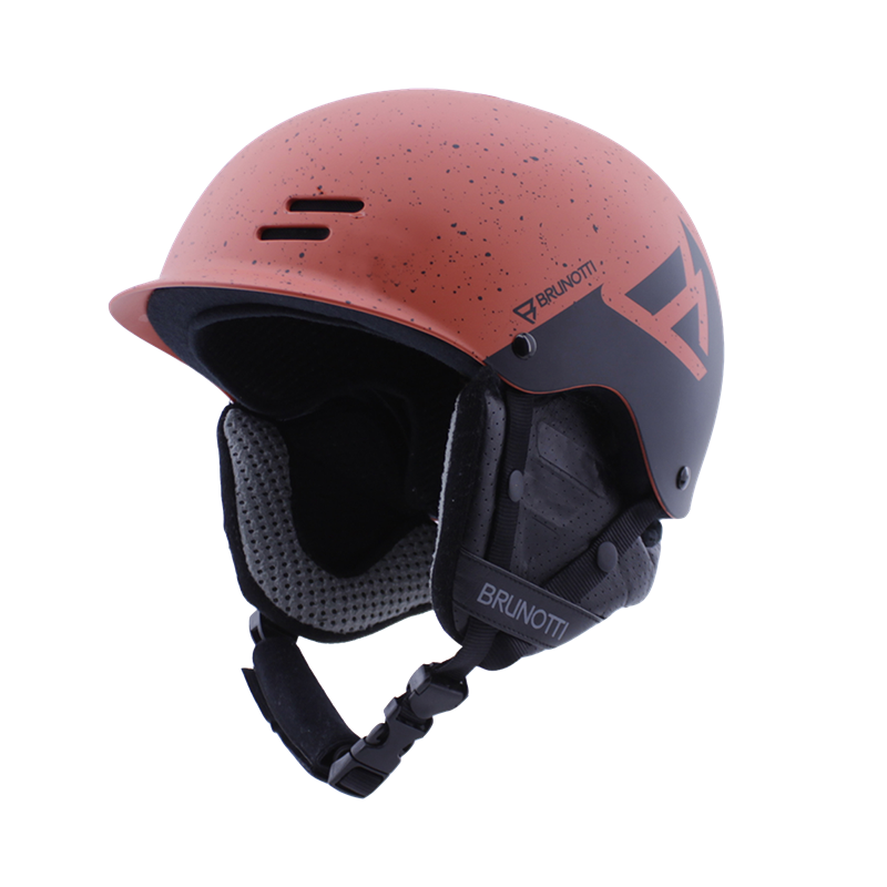 Brunotti Bravery 2 Unisex Helmets (Orange) - MEN SNOW HELMETS - Brunotti online shop