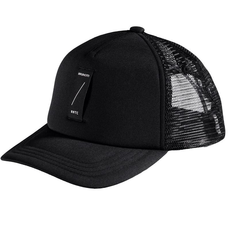 Brunotti Kelbio Men Cap (Black) - MEN CAPS - Brunotti online shop