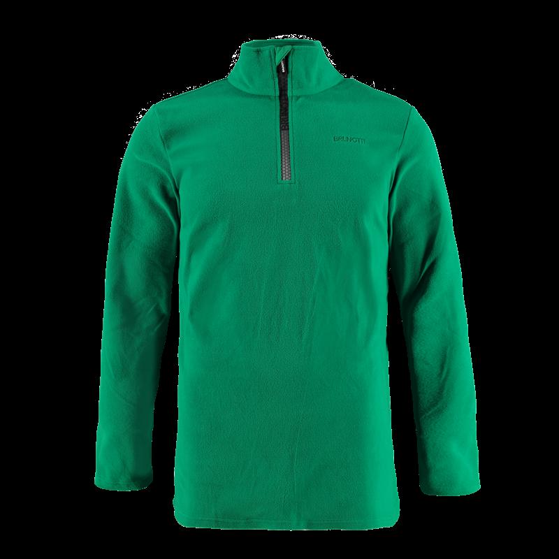 Brunotti Tenno Men Fleece (Green) - MEN FLEECES - Brunotti online shop