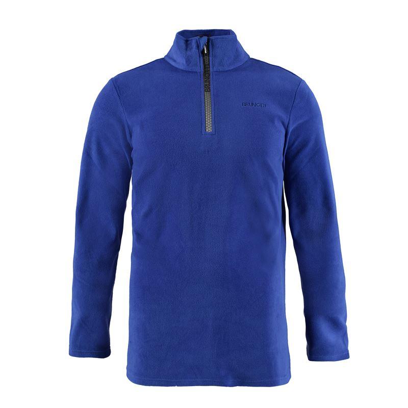Brunotti Tenno Men Fleece (Blau) - HERREN FLEECES - Brunotti online shop