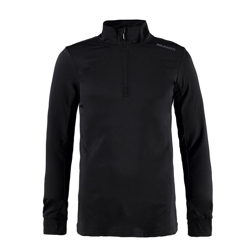Brunotti Terni  (schwarz) - herren fleeces - Brunotti online shop