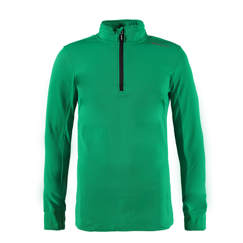 Brunotti Terni Men Fleece (Green) - MEN FLEECES - Brunotti online shop