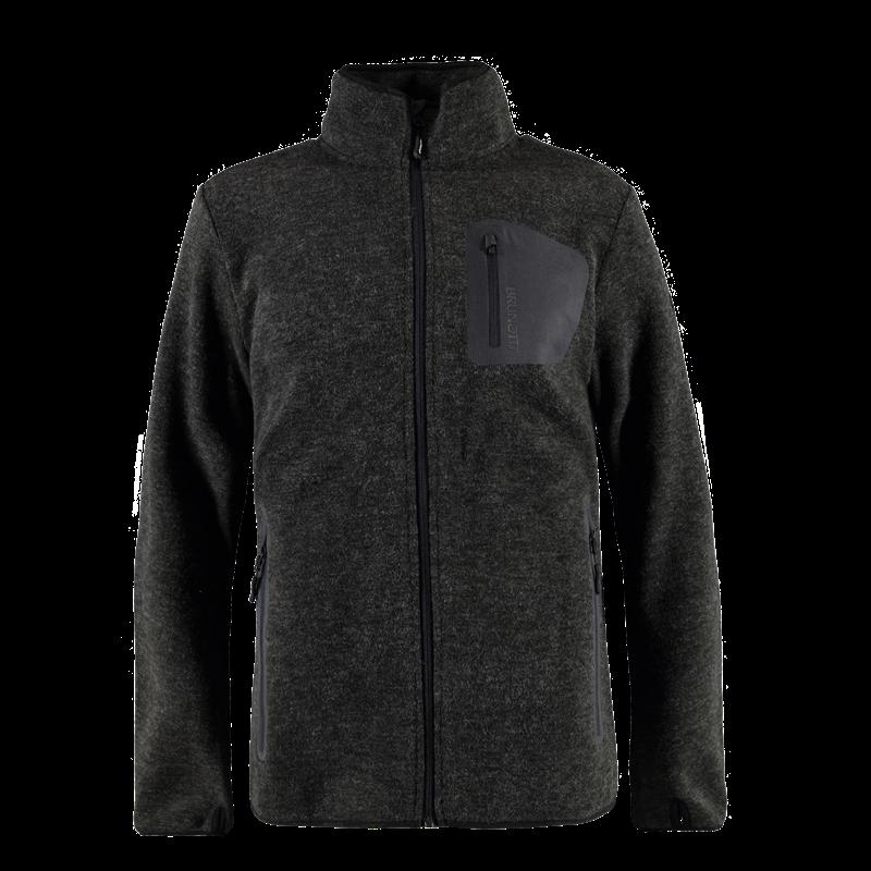 Brunotti Teramo Men Fleece (Grey) - MEN FLEECES - Brunotti online shop