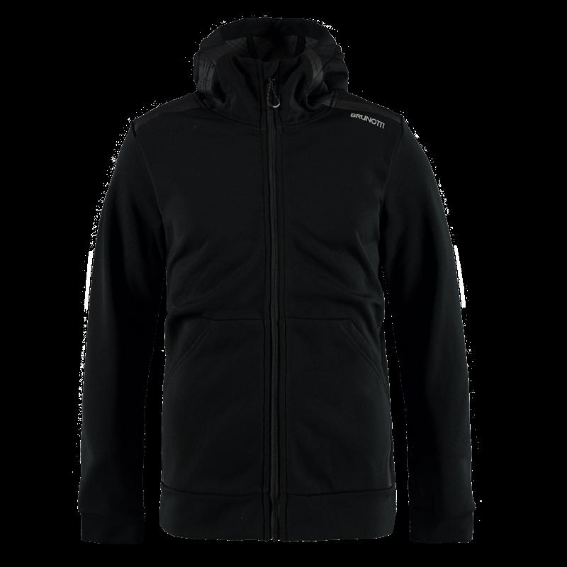 Brunotti Testa Men Fleece (Black) - MEN FLEECES - Brunotti online shop