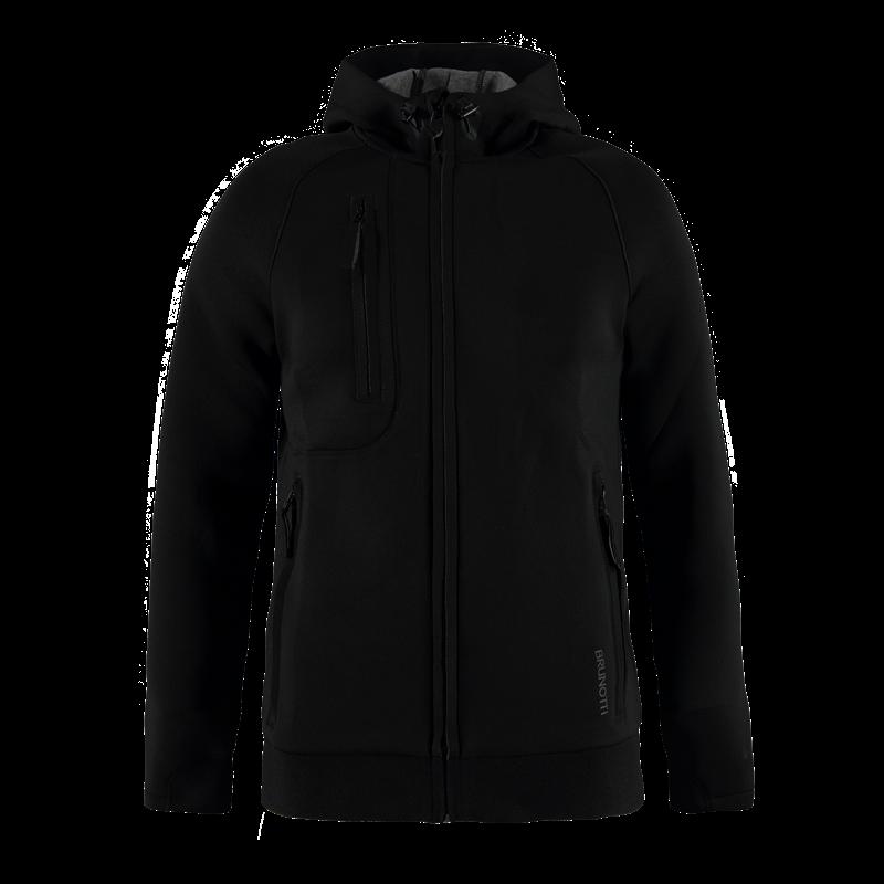 Brunotti Tylero Men Fleece (Black) - MEN FLEECES - Brunotti online shop