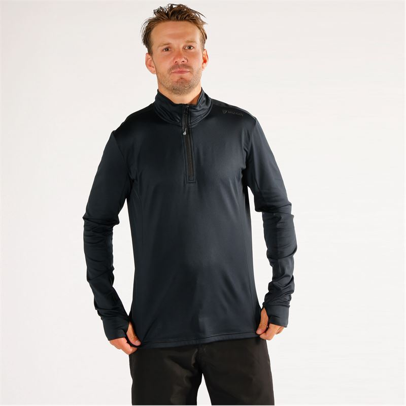 Brunotti Terni  (black) - men fleeces - Brunotti online shop