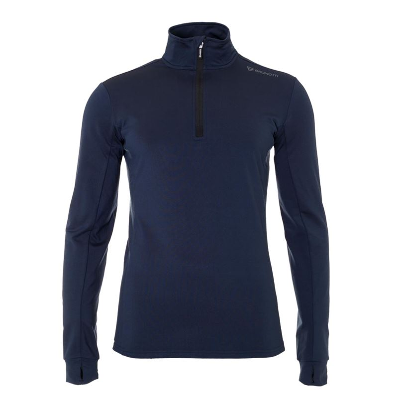 Brunotti Terni  (blue) - men fleeces - Brunotti online shop