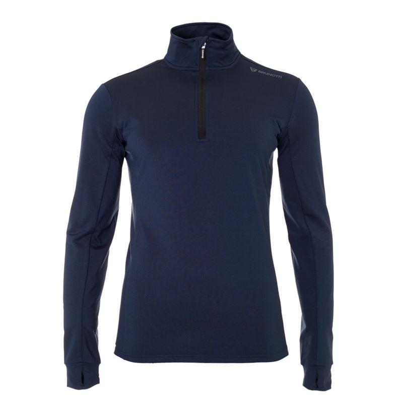 Brunotti Terni  (blau) - herren fleeces - Brunotti online shop