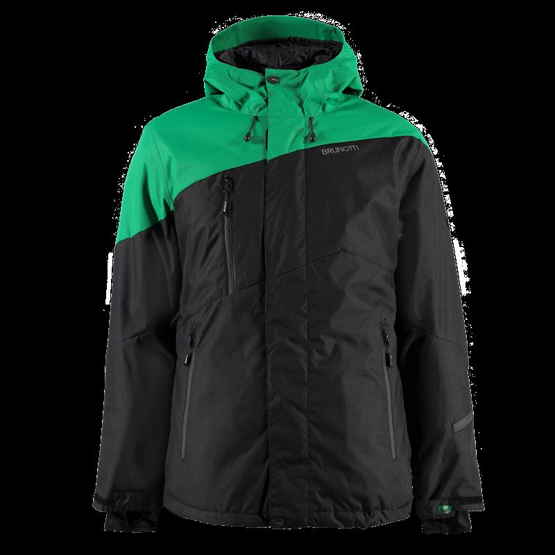 Brunotti Modeno Men Jacket (Black) - MEN JACKETS - Brunotti online shop