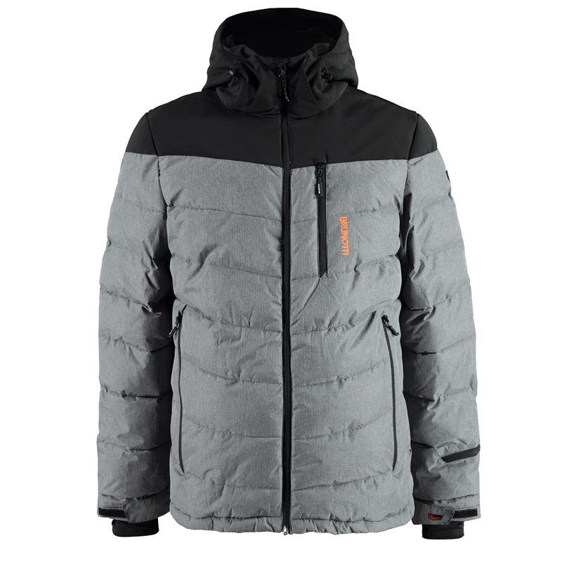 Brunotti Mapello Men Jacket (Black) - MEN JACKETS - Brunotti online shop