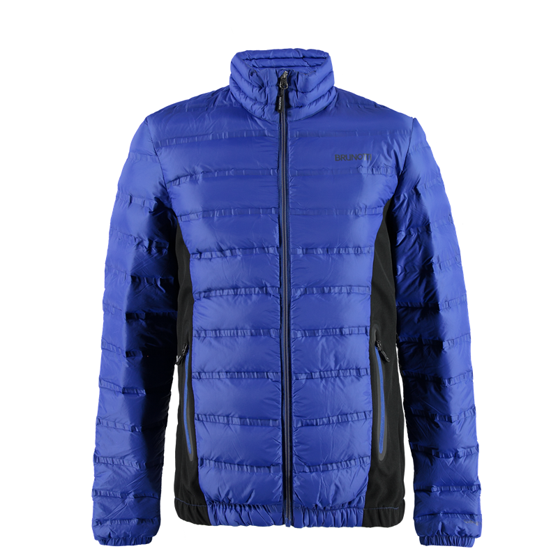 Brunotti Mauko Men Jacket (Blue) - MEN JACKETS - Brunotti online shop
