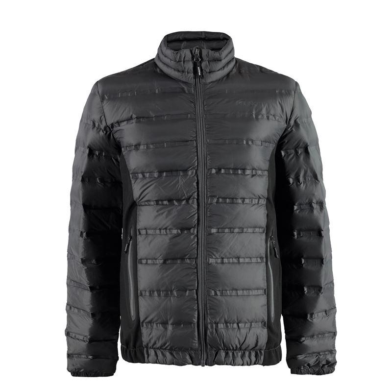 Brunotti Mauko Men Jacket (Grey) - MEN JACKETS - Brunotti online shop