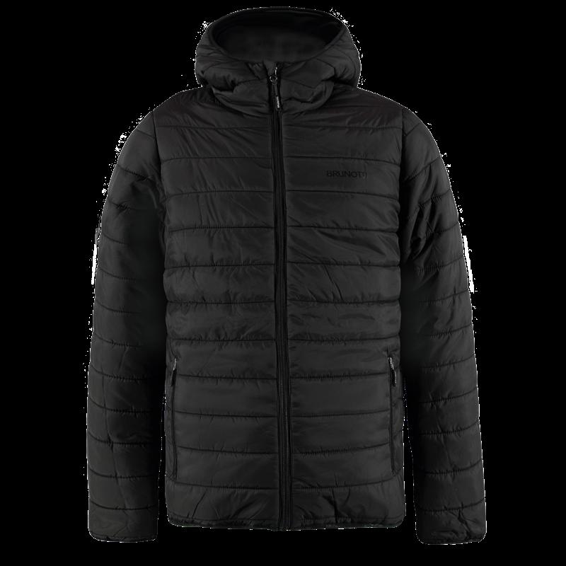 Brunotti Explorer Men Jacket (Black) - MEN JACKETS - Brunotti online shop