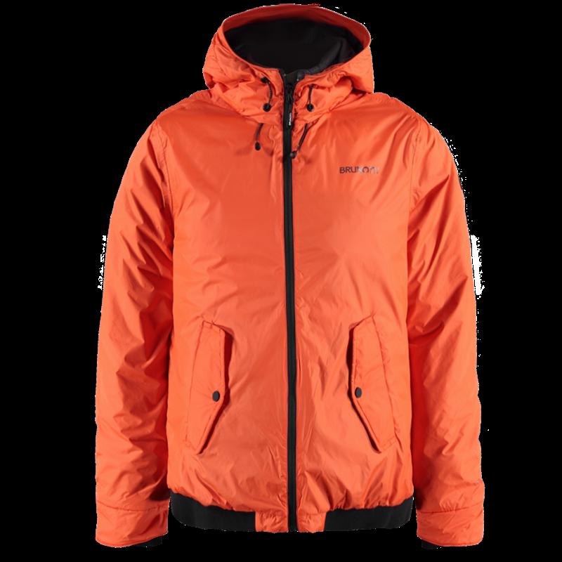 Brunotti Macellos Men Jacket (Orange) - MEN JACKETS - Brunotti online shop