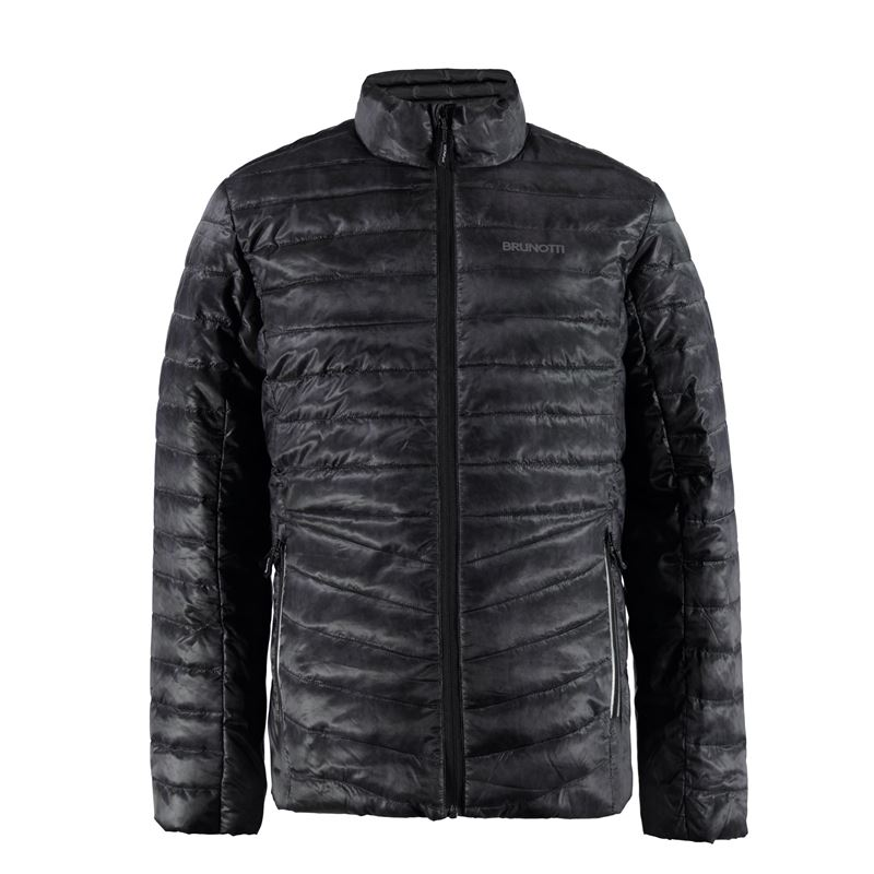 Brunotti Masso Men Jacket (Black) - MEN JACKETS - Brunotti online shop