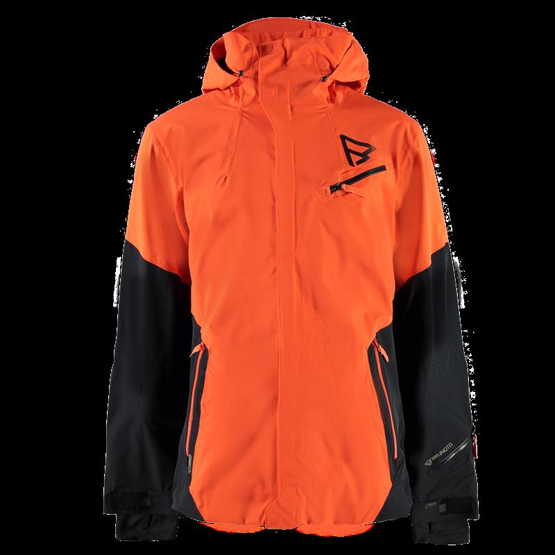 Brunotti Maturno Men Jacket (Orange) - MEN JACKETS - Brunotti online shop