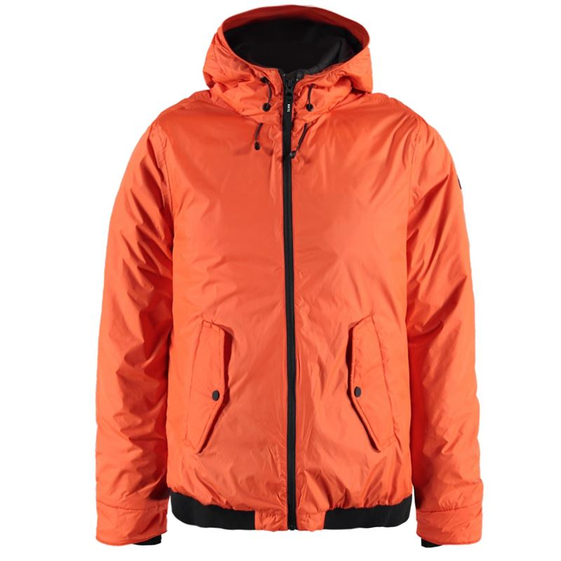 Brunotti Macello Men Jacket (Oranje) - HEREN JASSEN - Brunotti online shop
