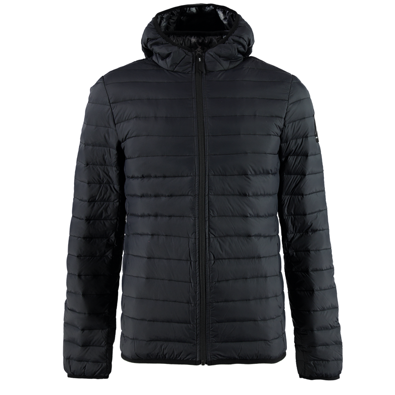 Brunotti Maccagno Men Jacket (Black) - MEN JACKETS - Brunotti online shop