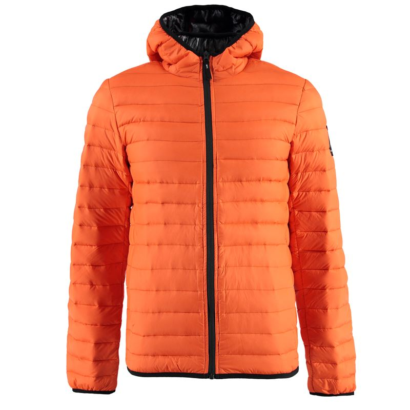 Brunotti Maccagno Men Jacket (Orange) - MEN JACKETS - Brunotti online shop