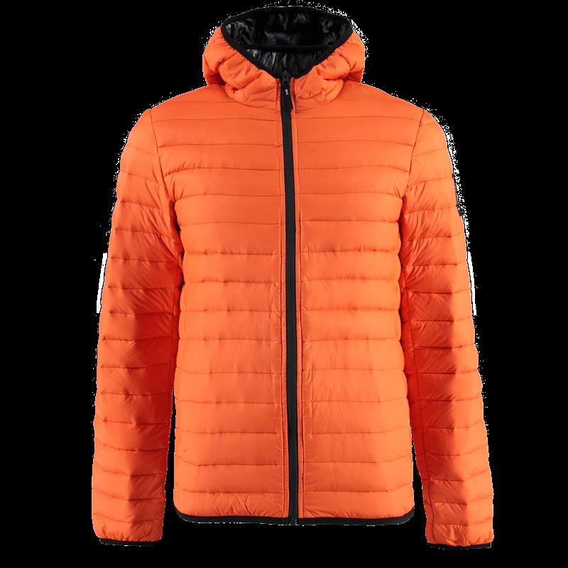 Brunotti Maccagno Men Jacket (Orange) - MEN JACKETS - Brunotti online shop