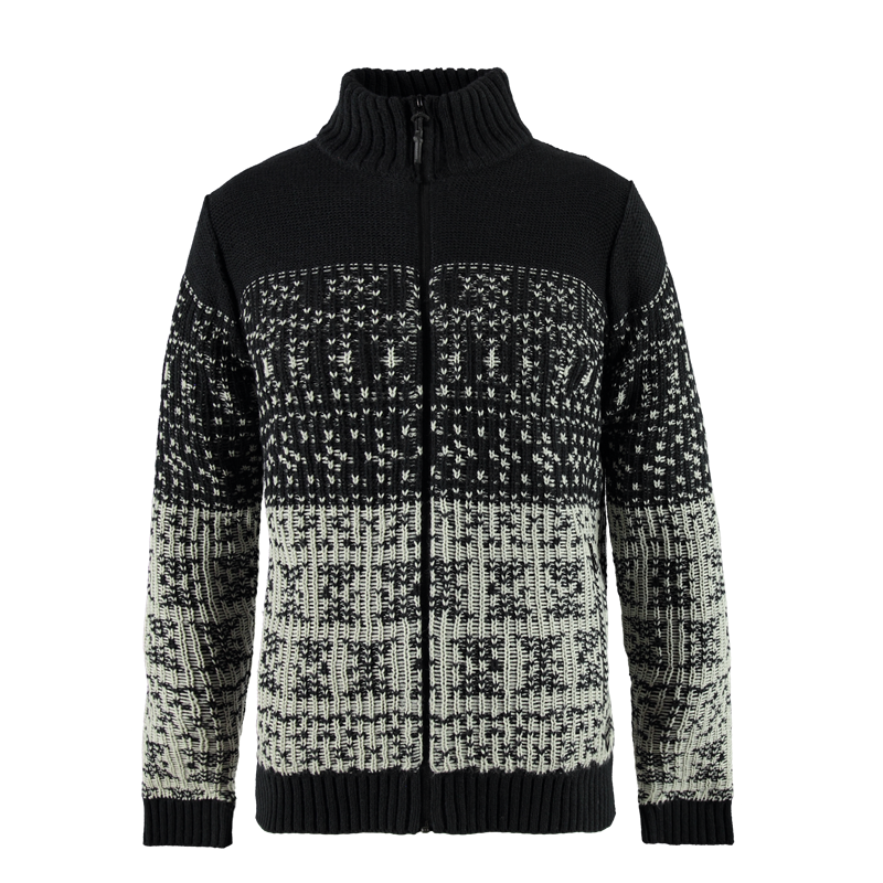 Brunotti Wareso Men Knits (Black) - MEN JUMPERS & CARDIGANS - Brunotti online shop