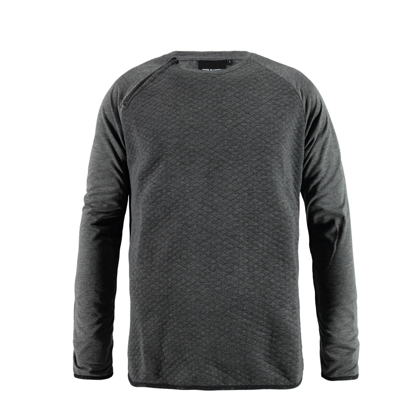 Brunotti Nistoria Men Sweat (Grey) - MEN JUMPERS & CARDIGANS - Brunotti online shop