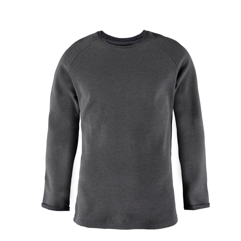 Brunotti Niardo Men Sweat (Grey) - MEN JUMPERS & CARDIGANS - Brunotti online shop