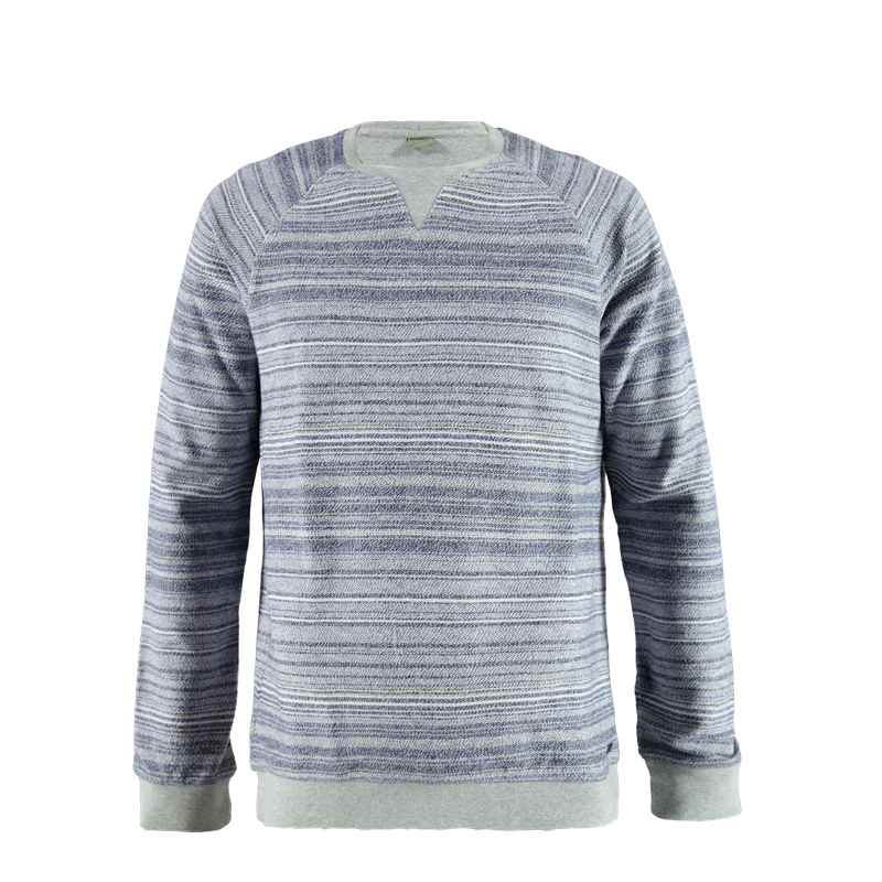 Brunotti Nemoli Men Sweat (Blue) - MEN JUMPERS & CARDIGANS - Brunotti online shop