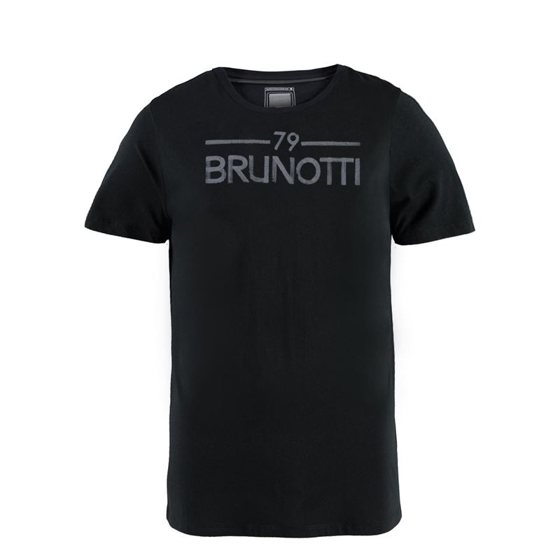 Brunotti Attivo Men T-shirt (Black) - MEN T-SHIRTS & POLOS - Brunotti online shop