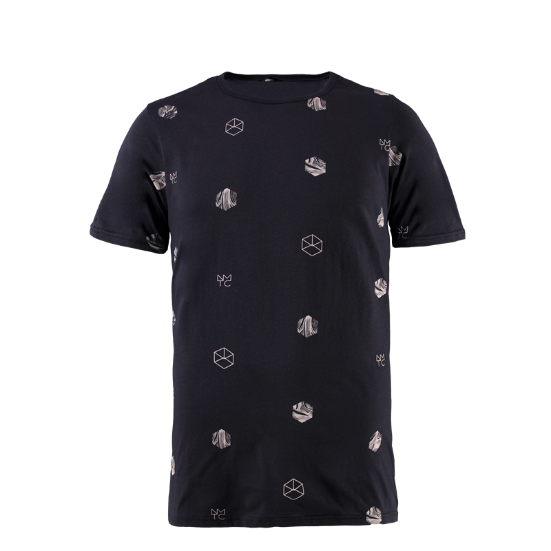 Brunotti Accera Men T-shirt (Black) - MEN T-SHIRTS & POLOS - Brunotti online shop