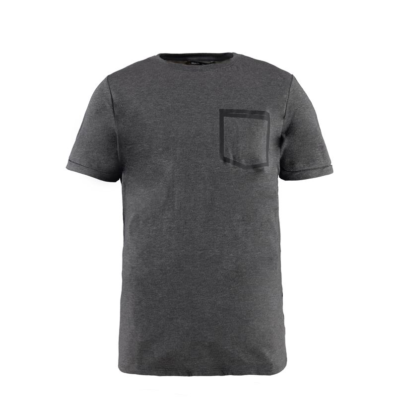 Brunotti Aurano Men T-shirt (Grey) - MEN T-SHIRTS & POLOS - Brunotti online shop