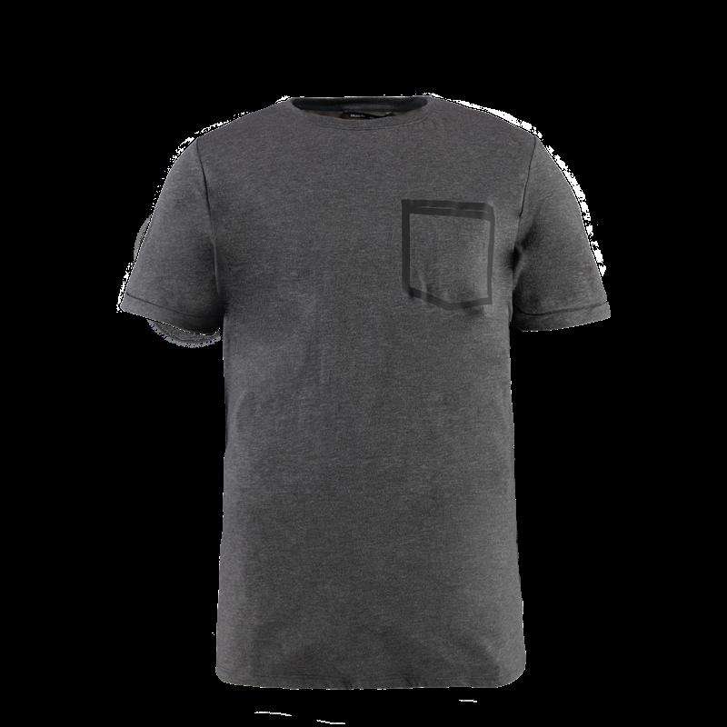 Brunotti Aurano Men T-shirt (Grey) - MEN T-SHIRTS & POLOS - Brunotti online shop