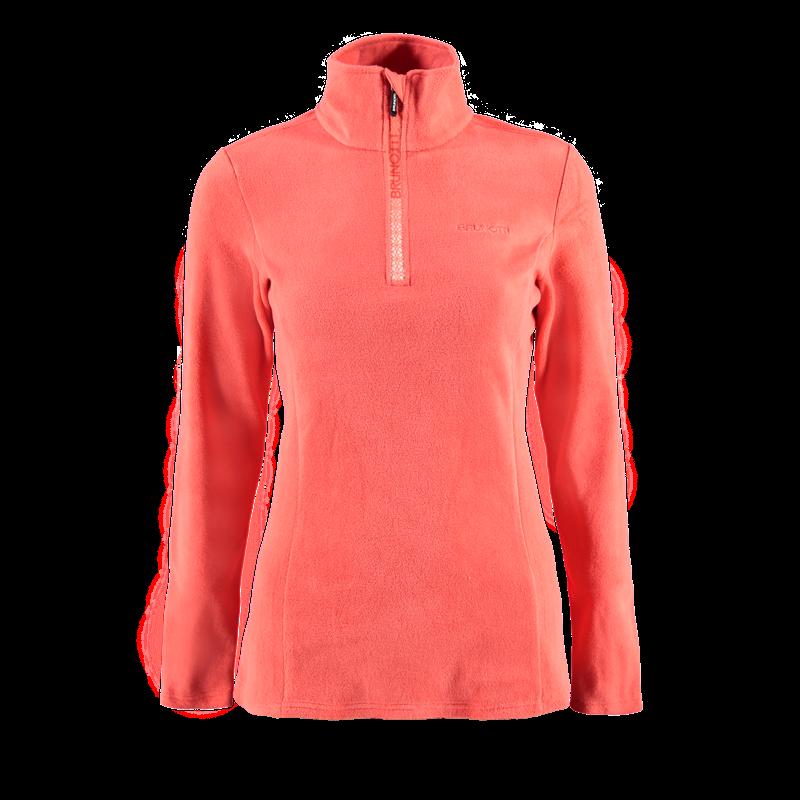 Brunotti Yark Women Fleece (Pink) - WOMEN FLEECES - Brunotti online shop