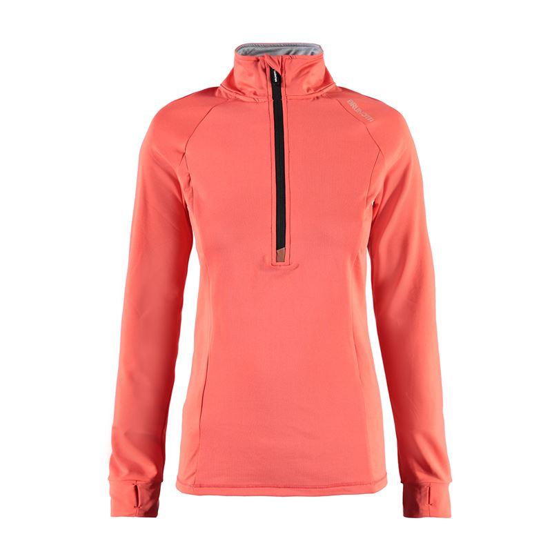 Brunotti Yrenna Women Fleece (Roze) - DAMES FLEECES - Brunotti online shop