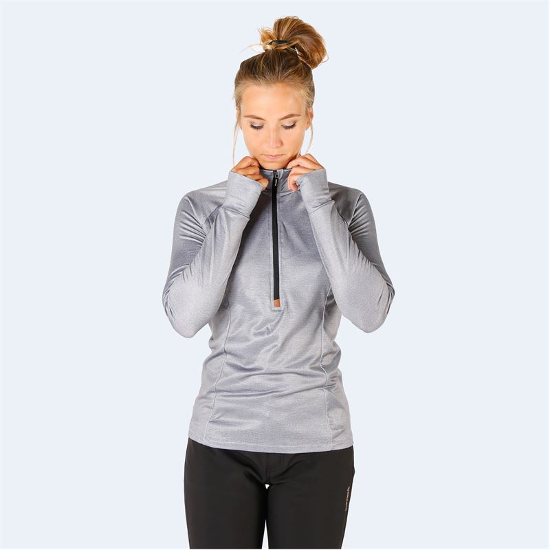 Brunotti Yrenna  (grau) - damen fleeces - Brunotti online shop