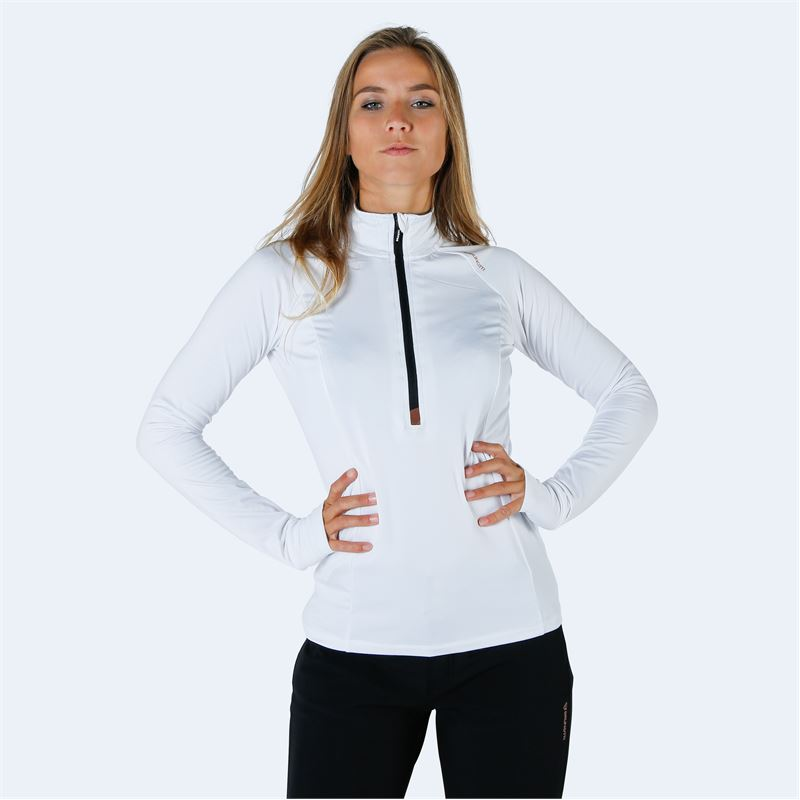 Brunotti Yrenna  (weiß) - damen fleeces - Brunotti online shop