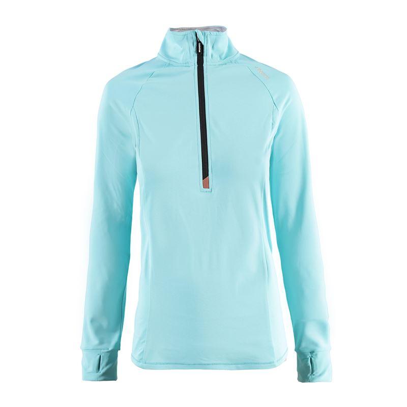 Brunotti Yrenna Women Fleece (Blauw) - DAMES FLEECES - Brunotti online shop