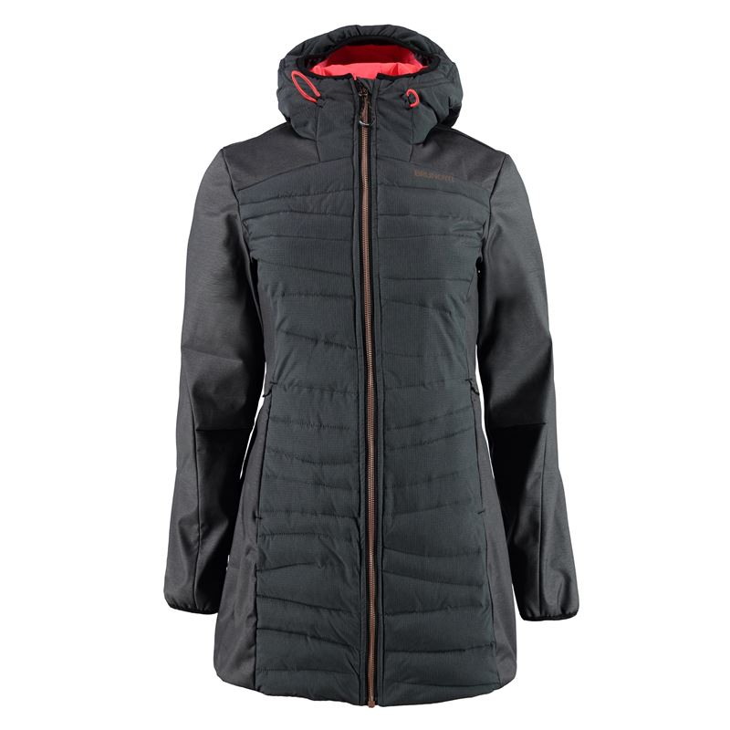 Brunotti Jimpera Women Jacket (Black) - WOMEN JACKETS - Brunotti online shop