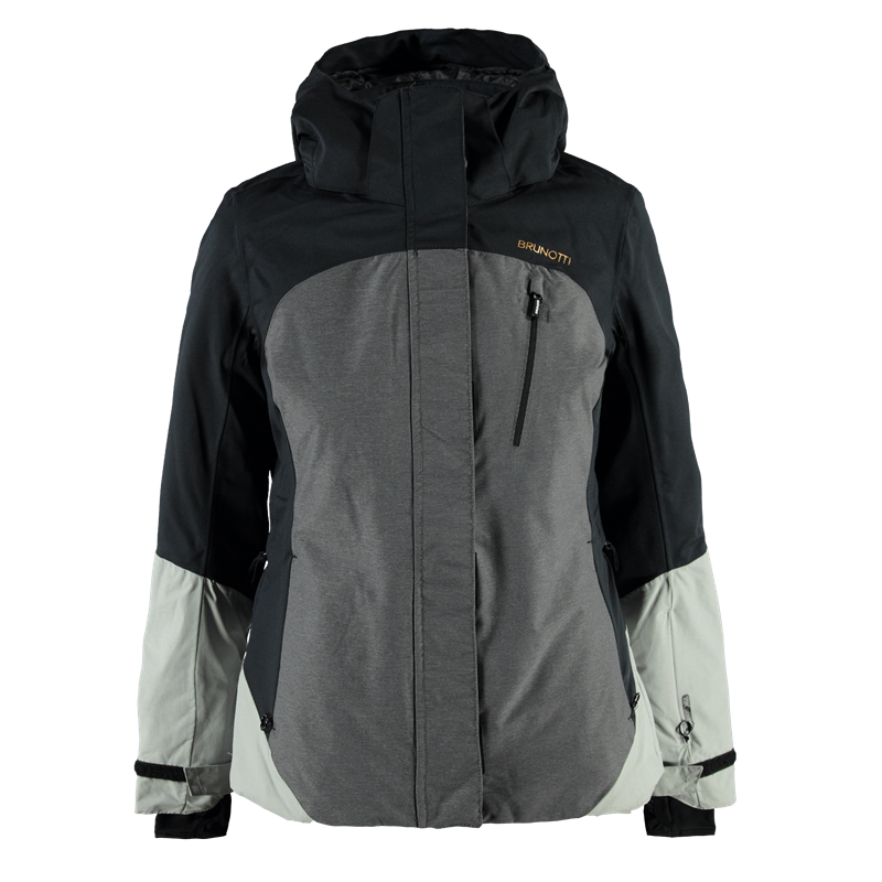 Brunotti Jarezzo Women Jacket (Black) - WOMEN JACKETS - Brunotti online shop