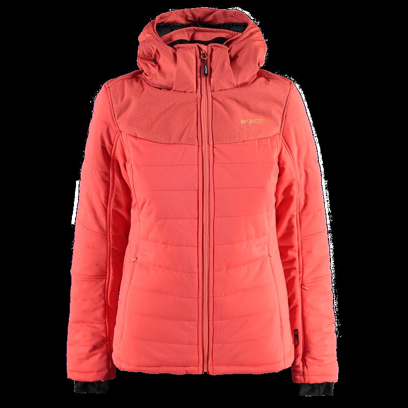 Brunotti Jaciano Women Jacket (Pink) - WOMEN JACKETS - Brunotti online shop