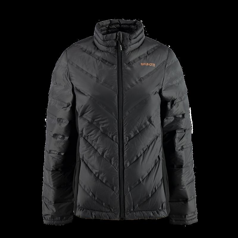 Brunotti Jauko Women Jacket (Grey) - WOMEN JACKETS - Brunotti online shop