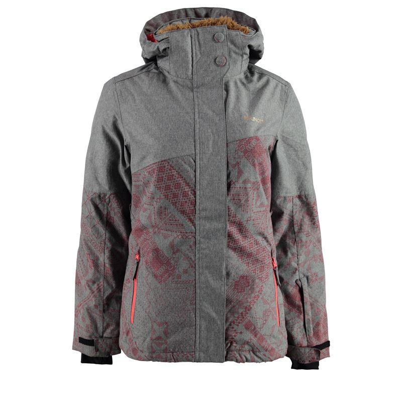Brunotti Jarineo Women Jacket (Pink) - WOMEN JACKETS - Brunotti online shop