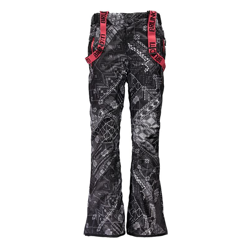 Brunotti Lecce Women Snowpants (Black) - WOMEN SNOW PANTS - Brunotti online shop