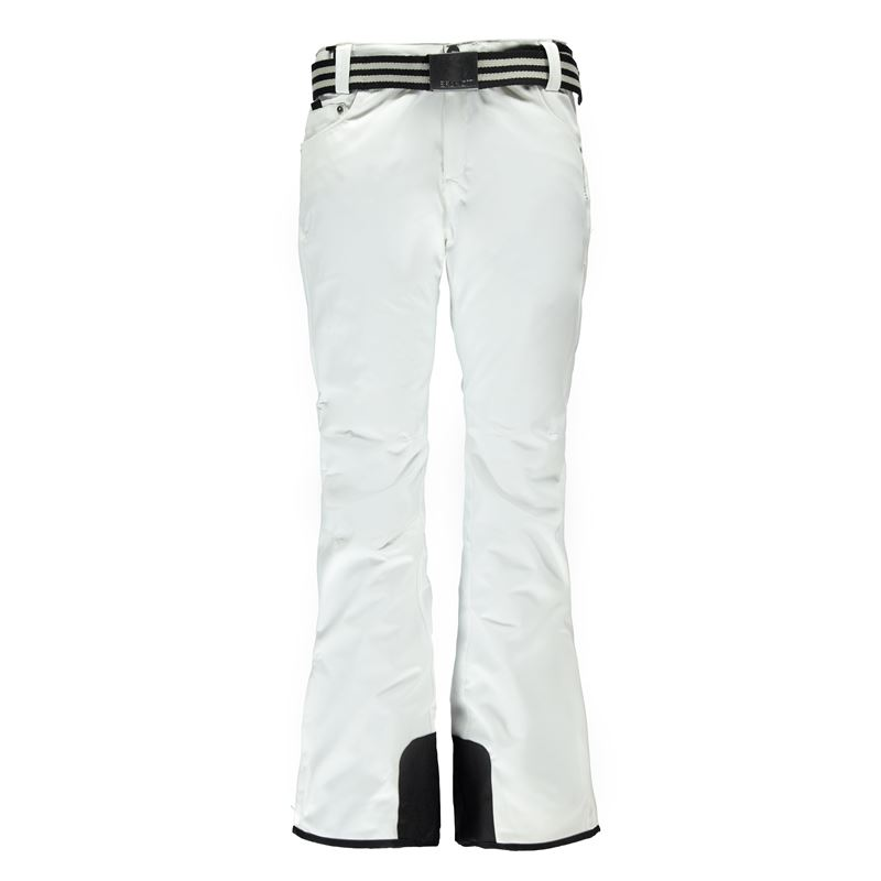 Brunotti Lawn Women Snowpants (White) - WOMEN SNOW PANTS - Brunotti online shop