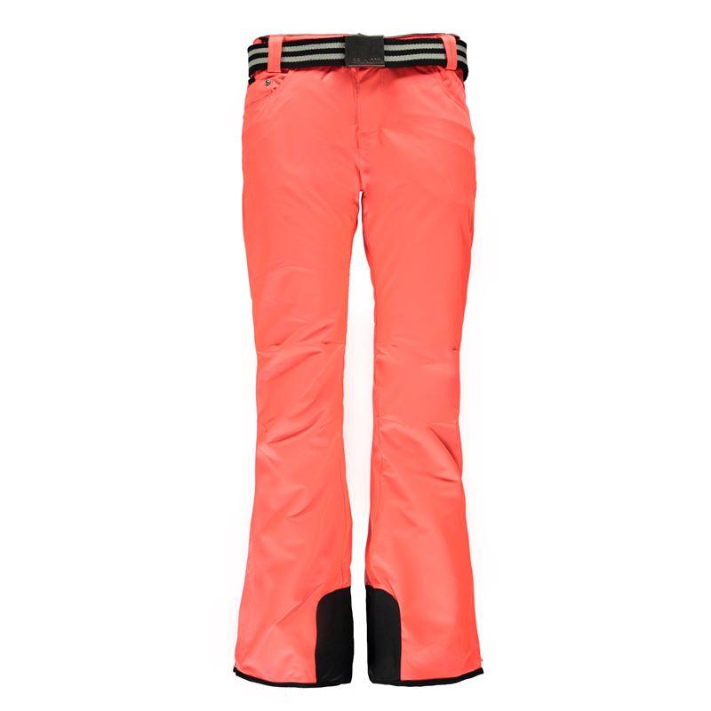 Brunotti Lawn Women Neon Snowpants (Pink) - WOMEN SNOW PANTS - Brunotti online shop