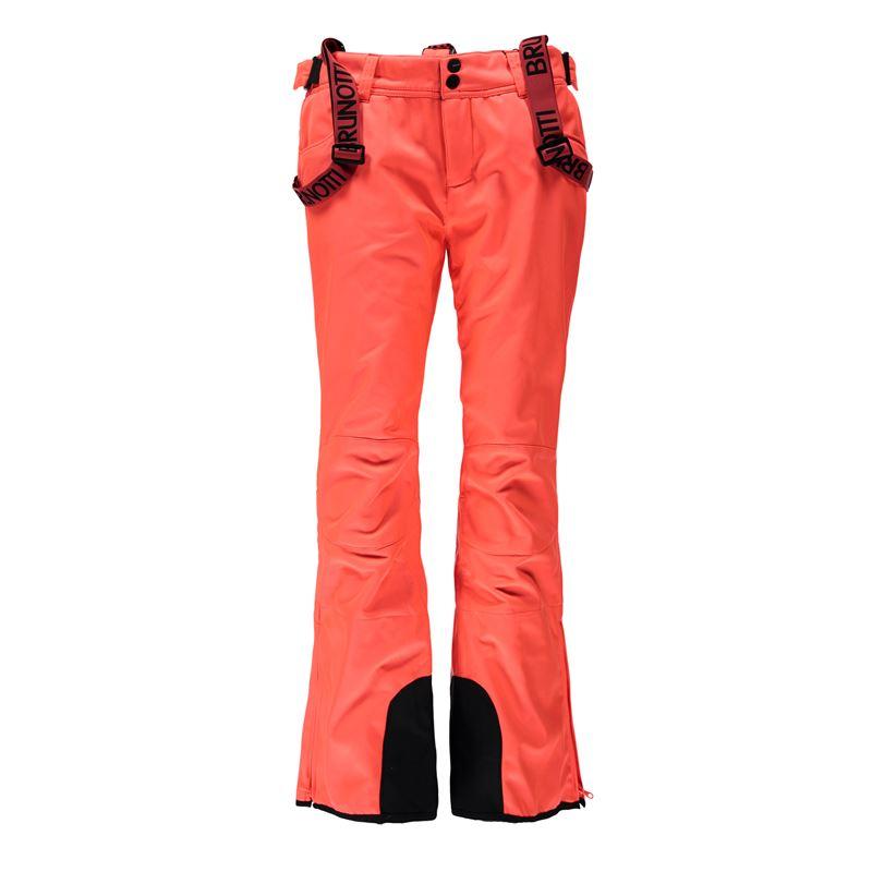 Brunotti Lamezia Women Neon Snowpants (Rosa) - DAMEN SKI / SNOWBOARD HOSEN - Brunotti online shop