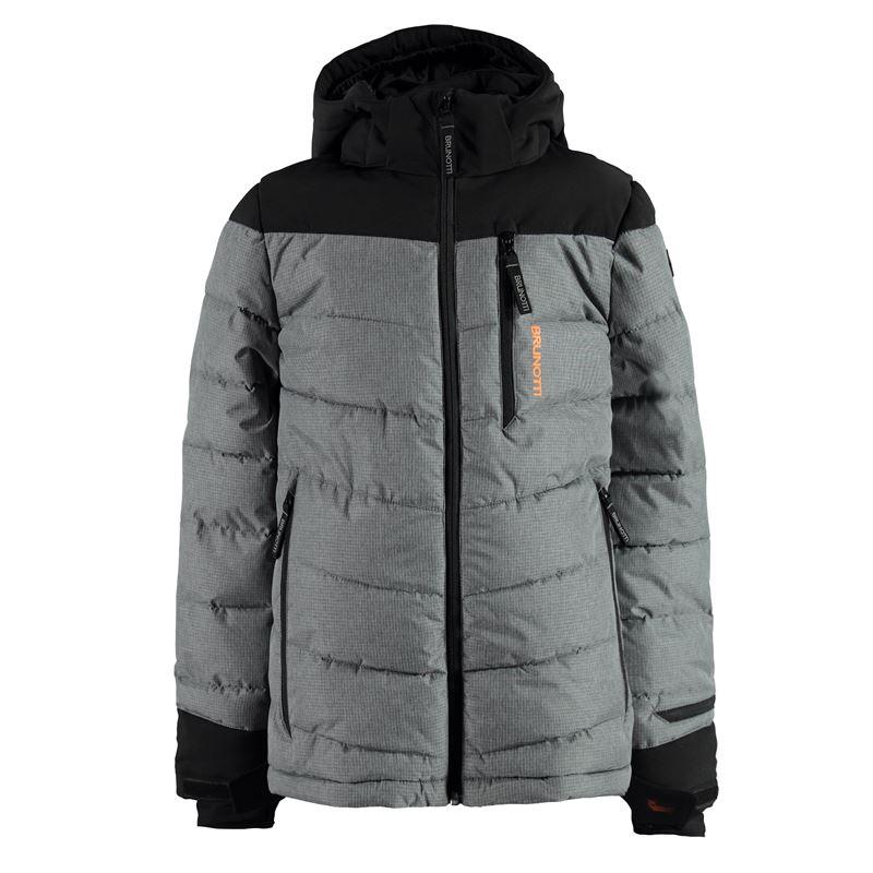 Brunotti Mantello JR Boys Jacket (Black) - BOYS JACKETS - Brunotti online shop
