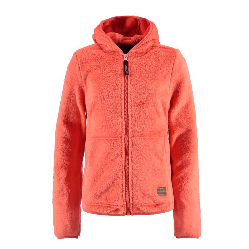 Brunotti Ycerra JR Girls Fleece (Roze) - MEISJES TRUIEN & VESTEN - Brunotti online shop