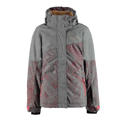 Brunotti Jarineala JR Girls Jacket. Beschikbaar in 128,140,152,164,176 (162242526-0355)