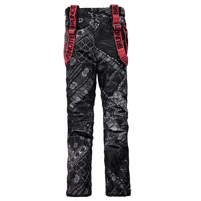 Brunotti Lurano JR Girls Snowpants. Available in 116,140,176 (162245304-0923)